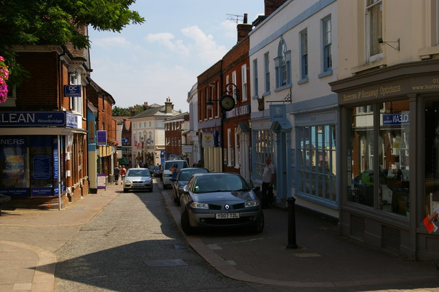 Thoroughfare, Woodbridge