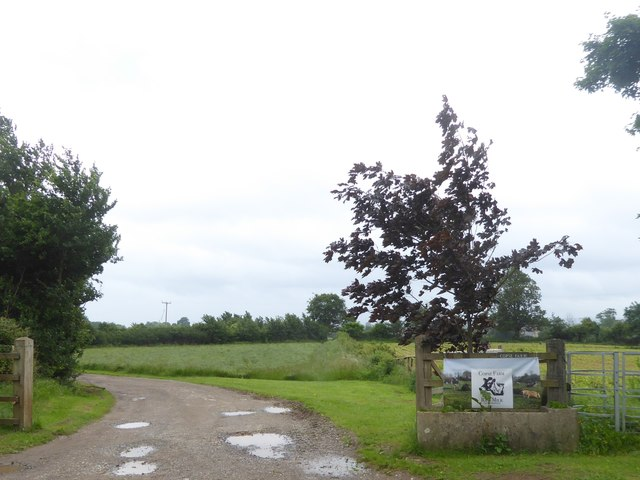 Gateway for Copse Farm