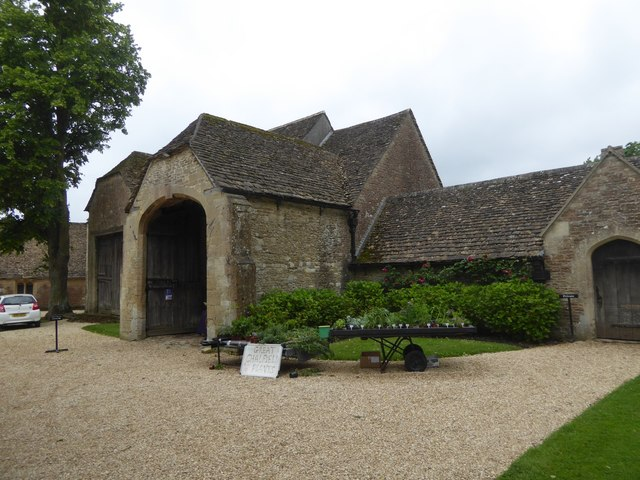 Barn at Great Chalfield Manor