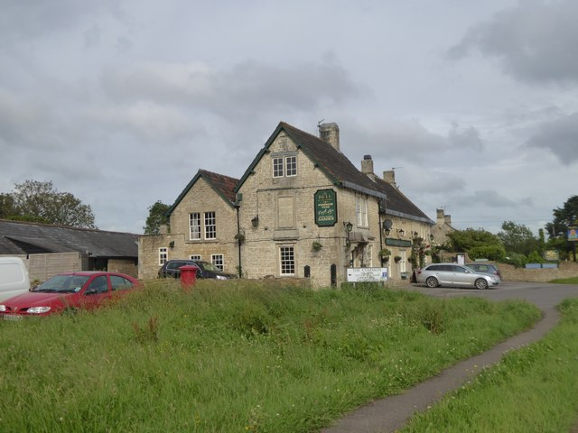 The Bell inn, The Common, Broughton Gifford