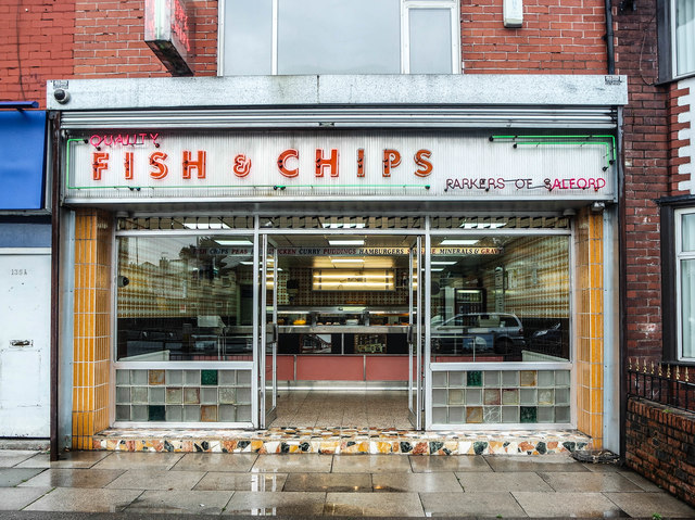 Parkers of Salford, Quality Fish & Chips