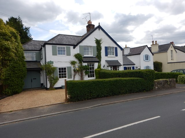 Windlesham - Church Road