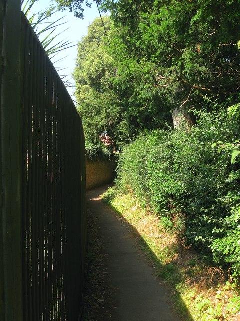 Lovers Walk, Henfield