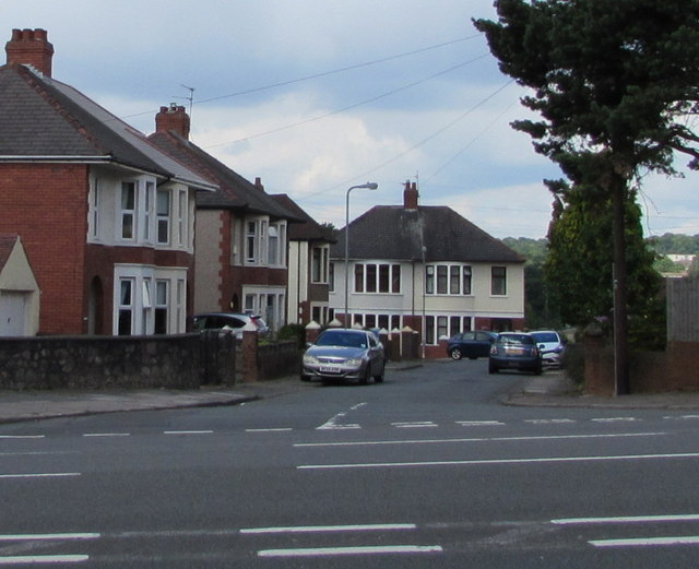 Castle Crescent, Rumney, Cardiff
