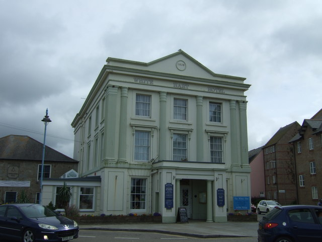 The White Hart Hotel, Hayle