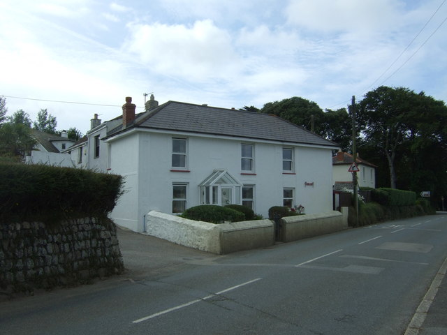 House on Mellanear Road, Hayle