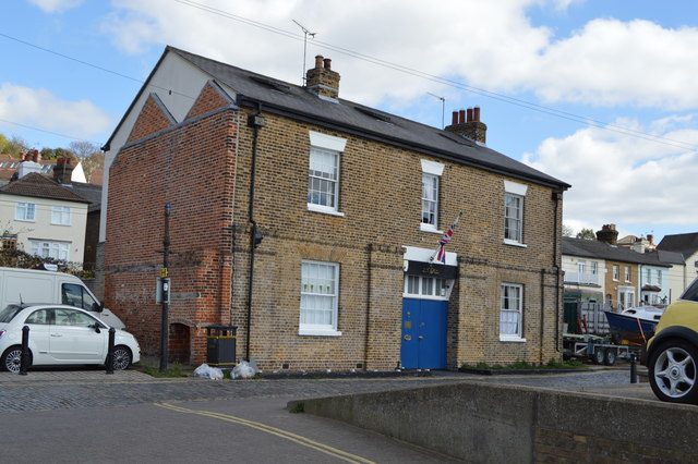 The Old Custom House