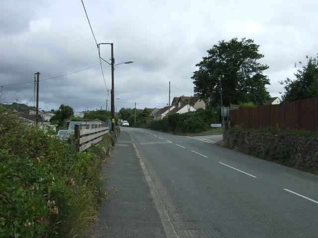 Mellanear Road, Hayle (B3302)