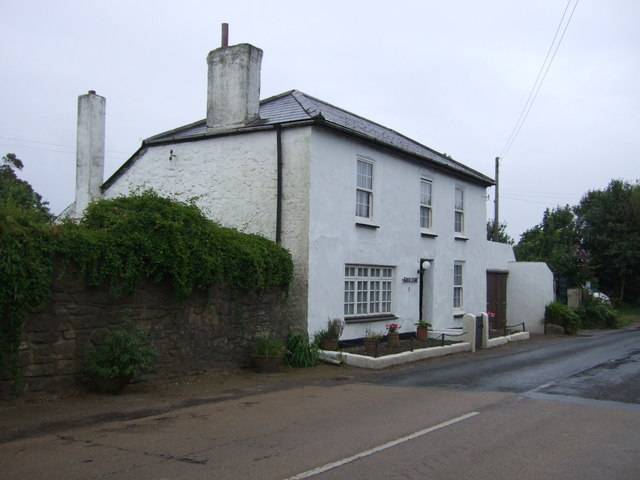 House on Hayle Road, Fraddam