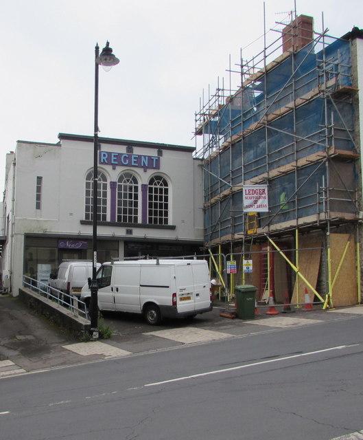 Regent Cinema, Lyme Regis