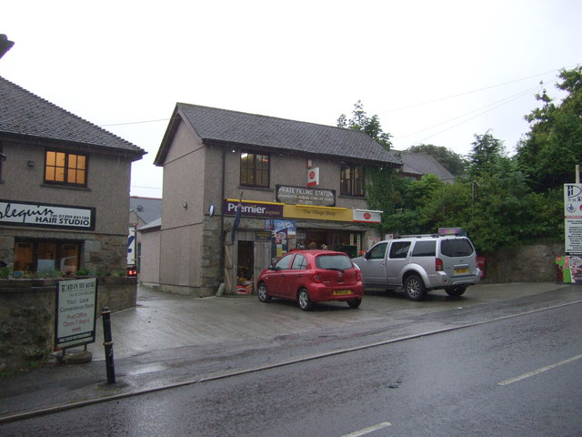 The Village Shop and Post Office, Praze-an-Beeble