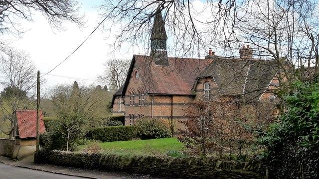 The Old School, Little Tew