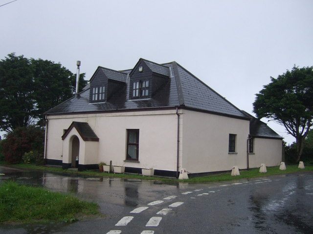 House on the junction, Black Rock