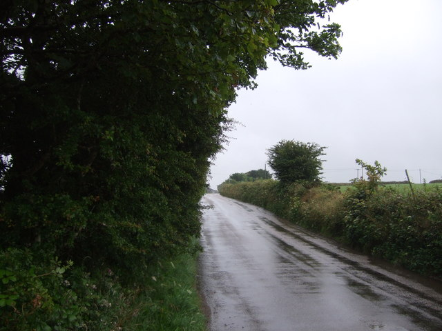 B3280 towards Redruth