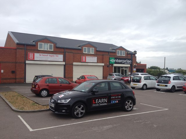 Car hire in Corby