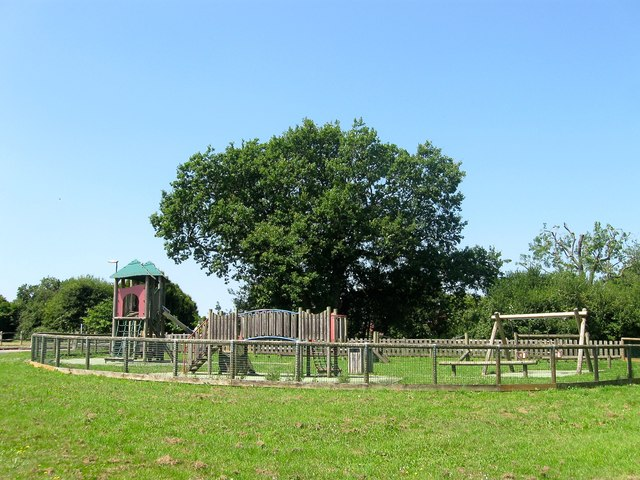 Play Area, Deer Park, Henfield