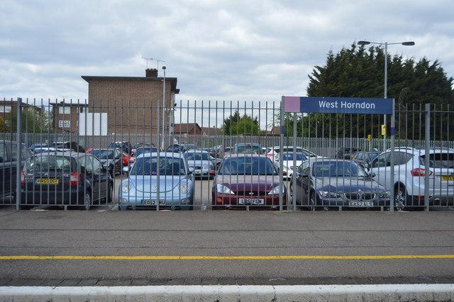 West Horndon Station