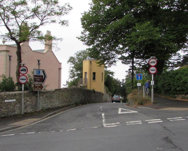 Cobb Road, Lyme Regis