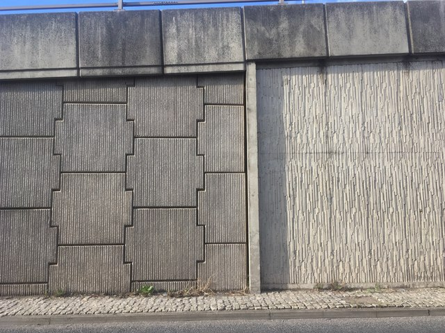 Patterned concrete