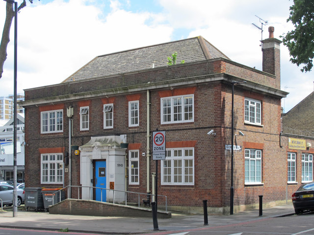 Former Weights and Measures Office, Seven Sisters Road / Manchester Road, N15
