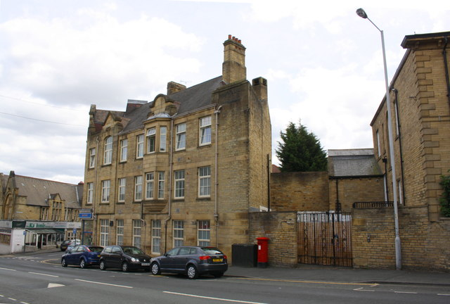 Morley Street approaching Wilton Street junction
