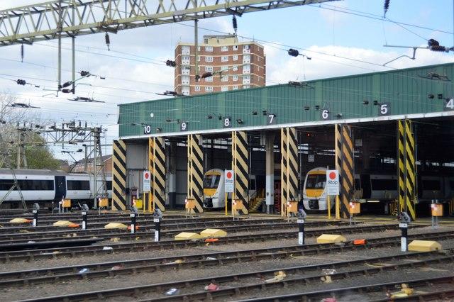 East Ham Depot
