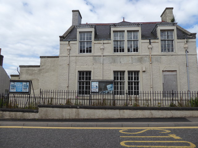 Territorial Army Centre, Laurencekirk