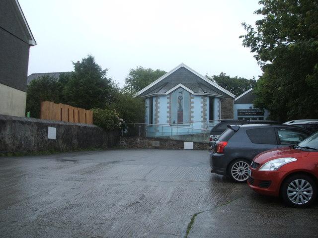 United Methodist Church, Four Lanes