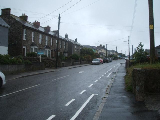 B3297, Four Lanes