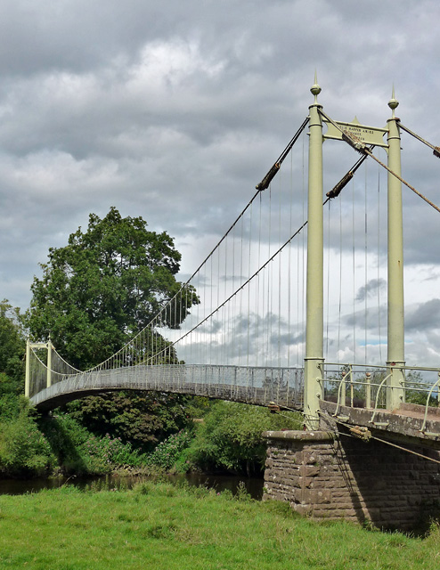 Bridge near Sellack