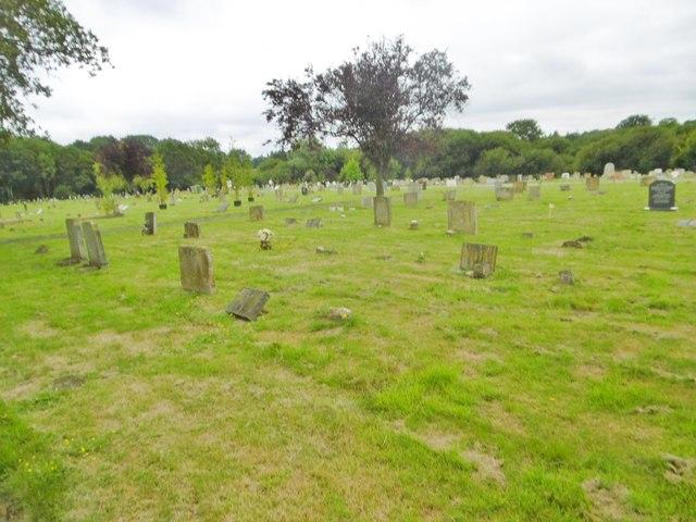 Eling Cemetery