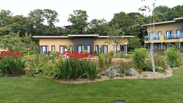 Garden Lodge complex, Bodelwyddan Castle