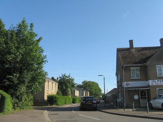 Mill Road, Willingham