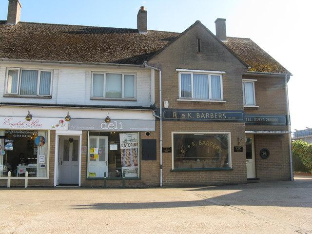 Shops at Berrycroft