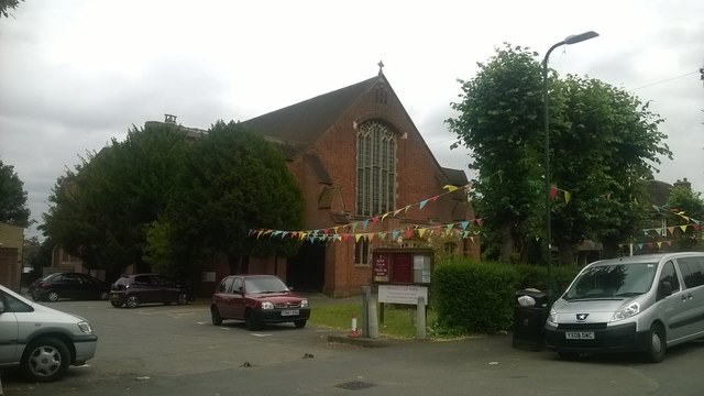 Church of St Michael and All Angels, Milton Road, Wallington