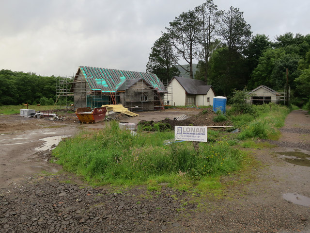 House building in Taynuilt