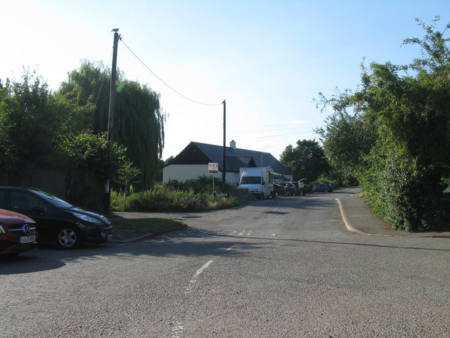 West Fen Road, Willingham