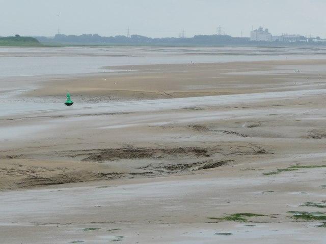 Buoy 23A, Wyre estuary, Fleetwood