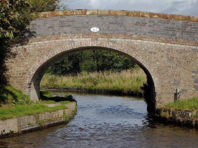Val Hill No 2 Bridge near Tetchill, Shropshire
