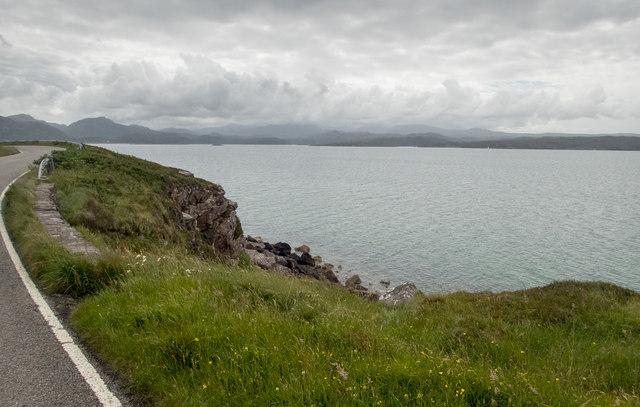 Rivet benchmark on Loch Gairloch