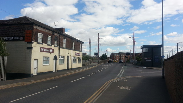 The Vermuyden pub, Goole Docks