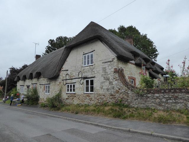 Rose Cottage, Chapel Road, Ashbury