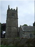 SW5435 : St Erth Parish Church by JThomas