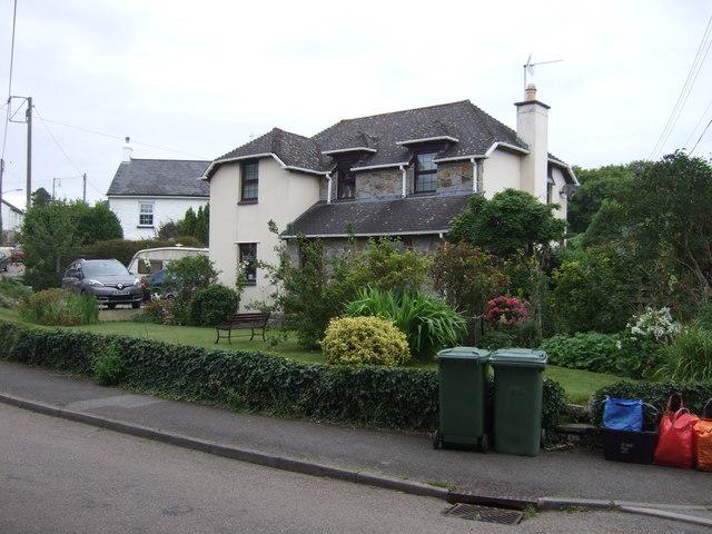 House on Tredrea Lane, Little Mill