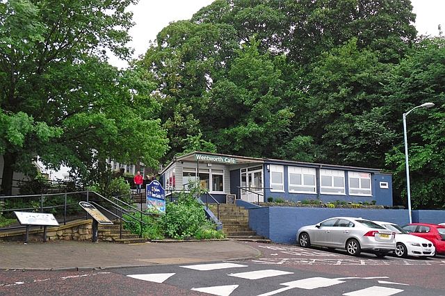The Wentworth Cafe