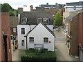 TL2371 : Property agent's office, Huntingdon by M J Richardson
