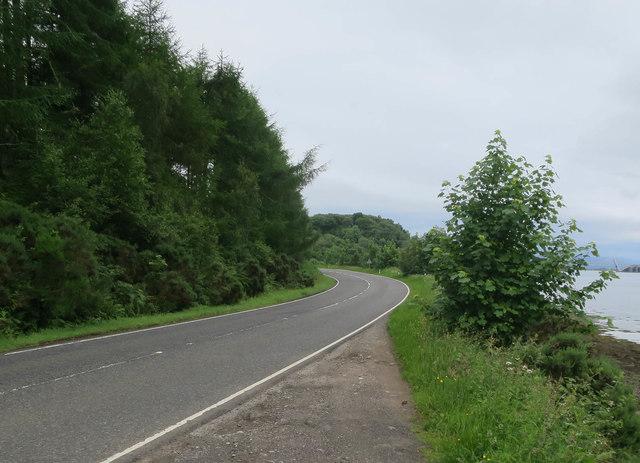 A85 to Oban