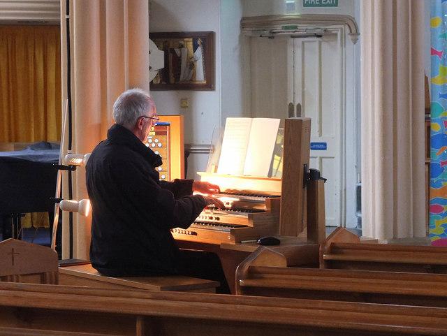 Organist, St Mary's Church, Penzance