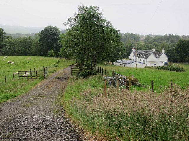 Whitehouse, Strath of Orchy