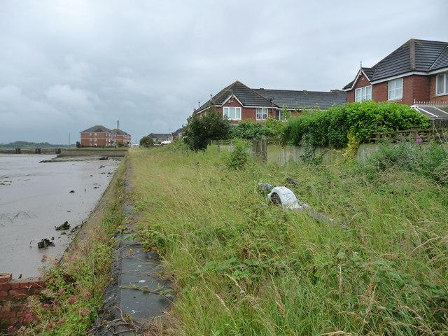 Quayside housing, Fleetwood